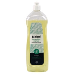 Lavavajillas bioBel 1L - Washing-up liquid 1L - Rentaplats bioBel 1L